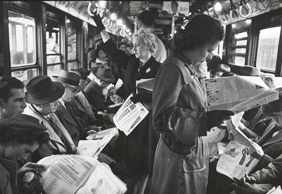 retro subway