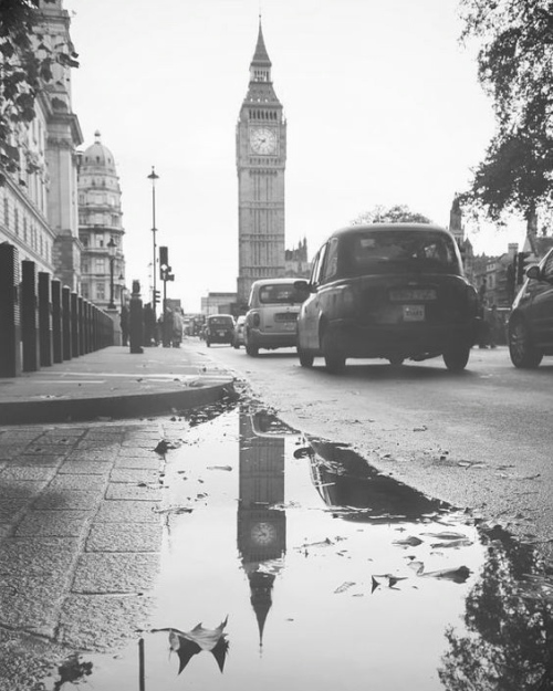 rainy-london - Version 2