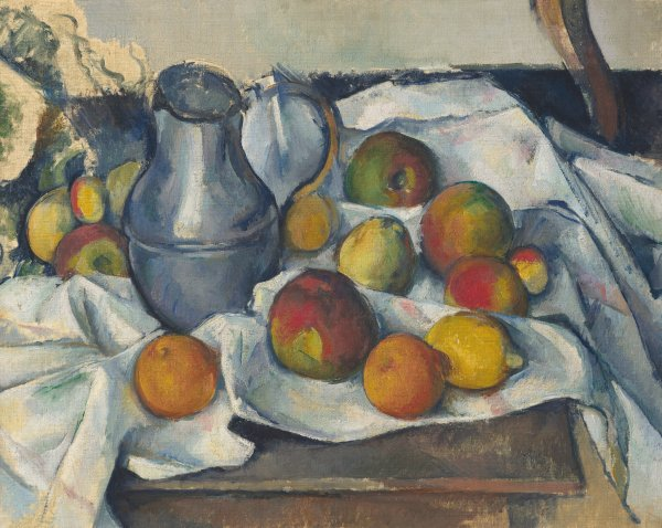 cezanne apples