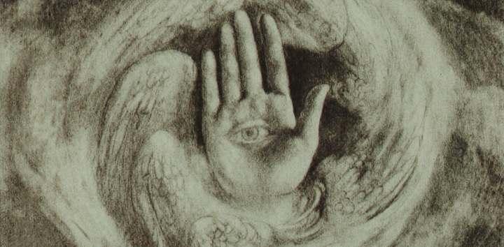 gibran mystical hand