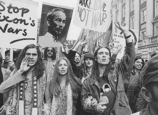 1960s protestors