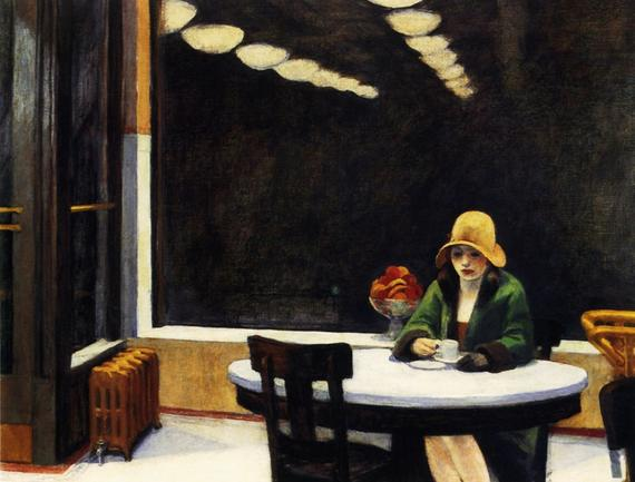 hopper painting